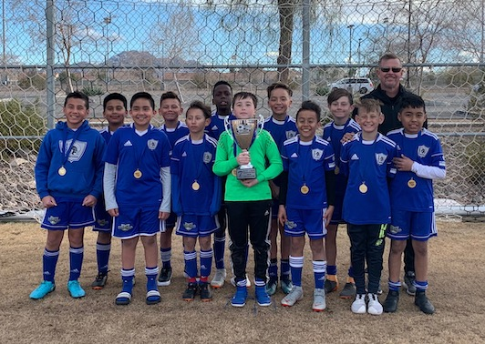 Sparta B08 Premier DKJ Win Mayor's Cup
