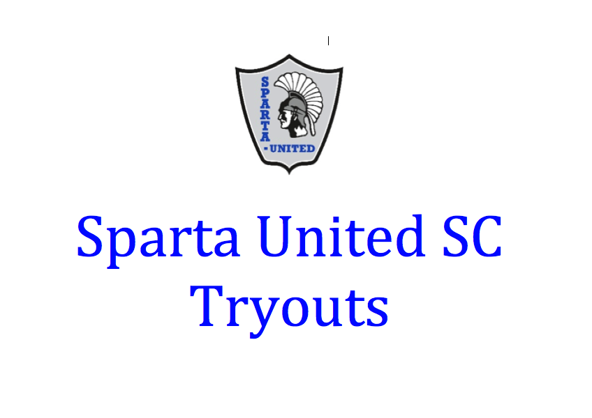 Sparta United Tryouts