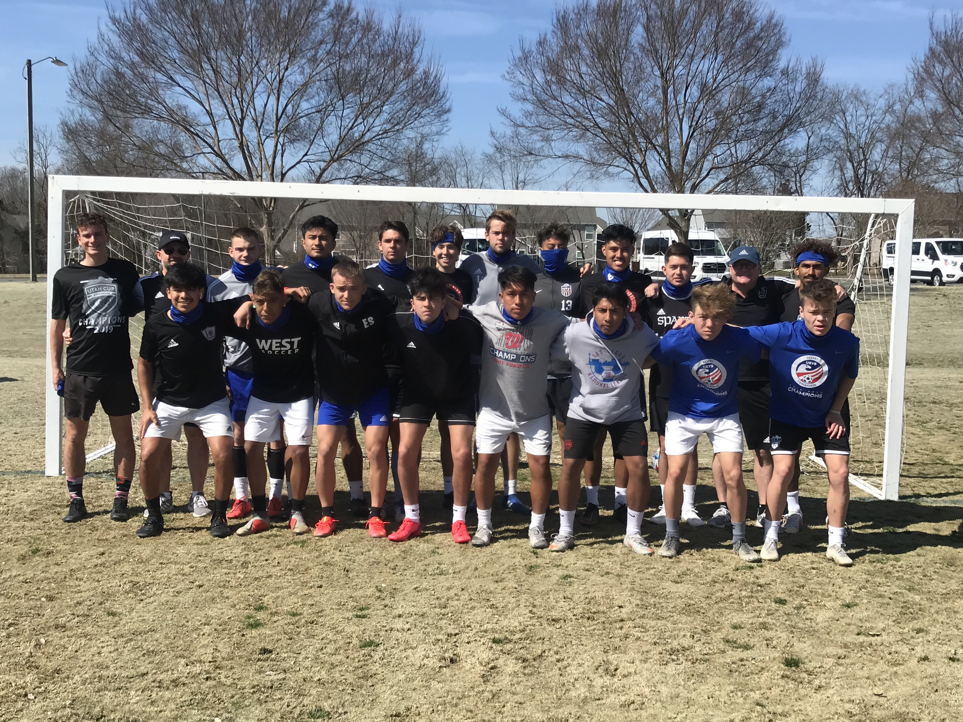 Sparta B03/02 Premier MD are at Nationals